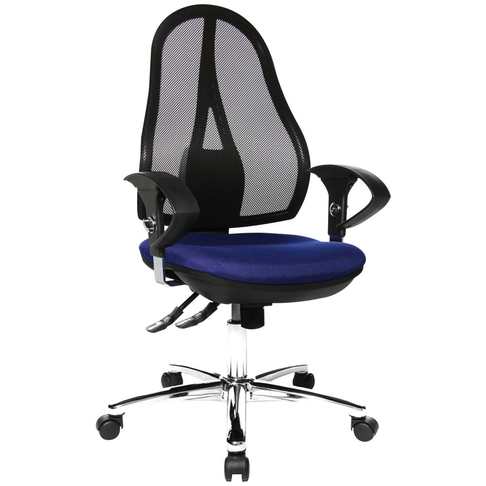 Sill n oficina ergon mico for Mobiliario ergonomico